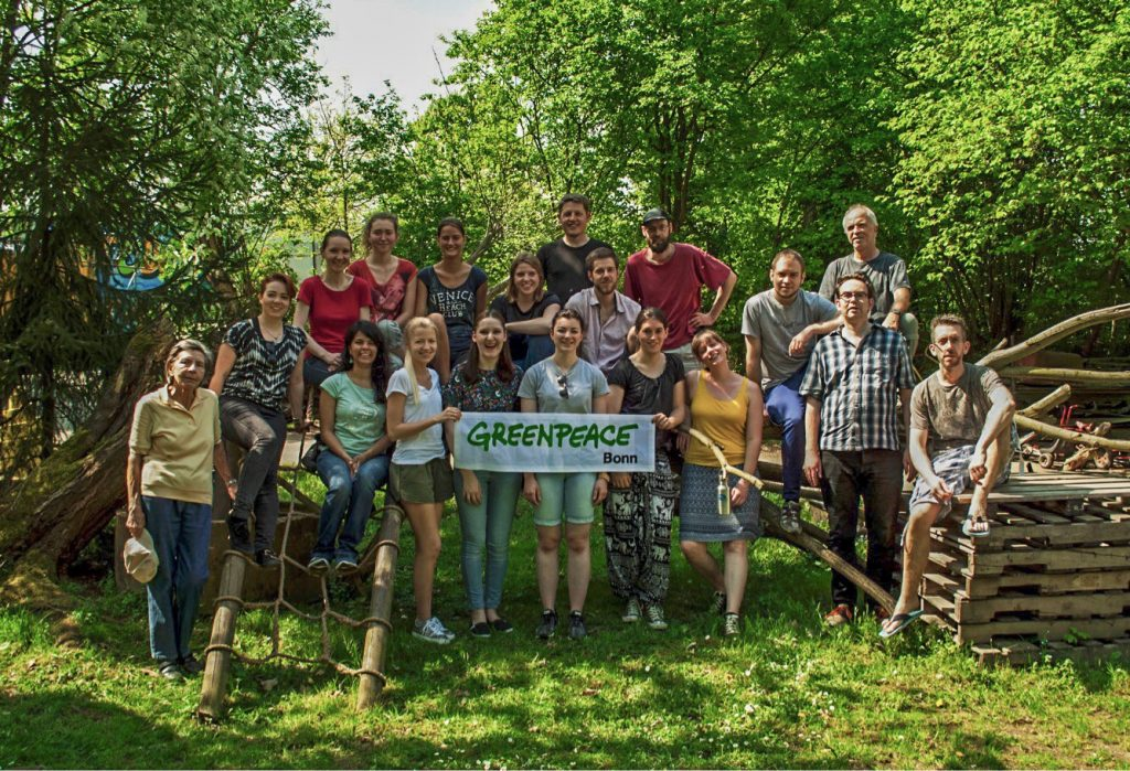 Greenpeace Bonn