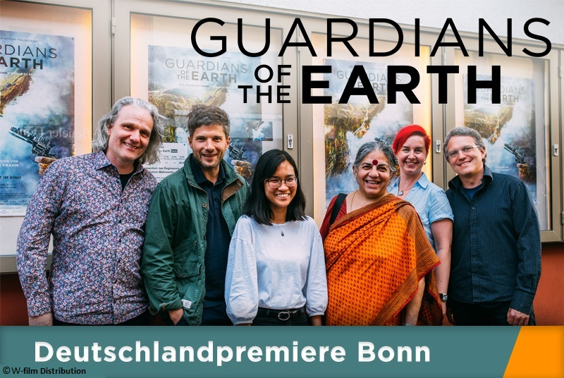 Premiere Guardians of the Earth